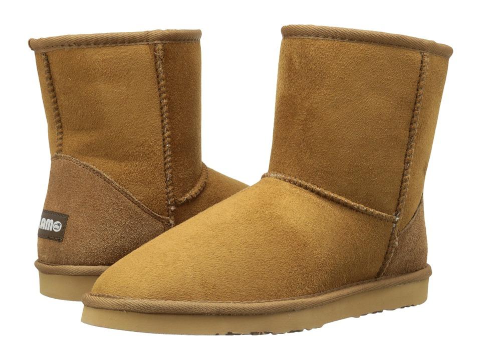 Lamo - 6 Inch Boot (Chestnut) Women's Boots