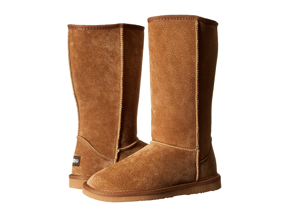 Lamo - 12 Inch Boot (Chestnut) Women