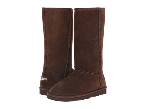 Lamo - 12 Inch Boot (Chocolate) Women