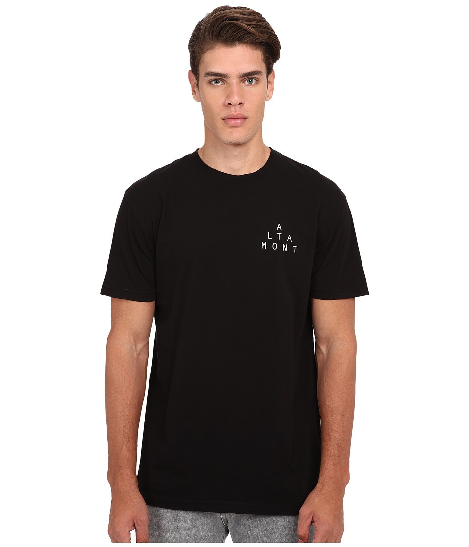 Altamont - Mini Lockstep (Black) Men's T Shirt