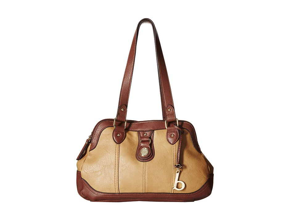 b.o.c. - Ashford Satchel (Camel/Walnut) Satchel Handbags