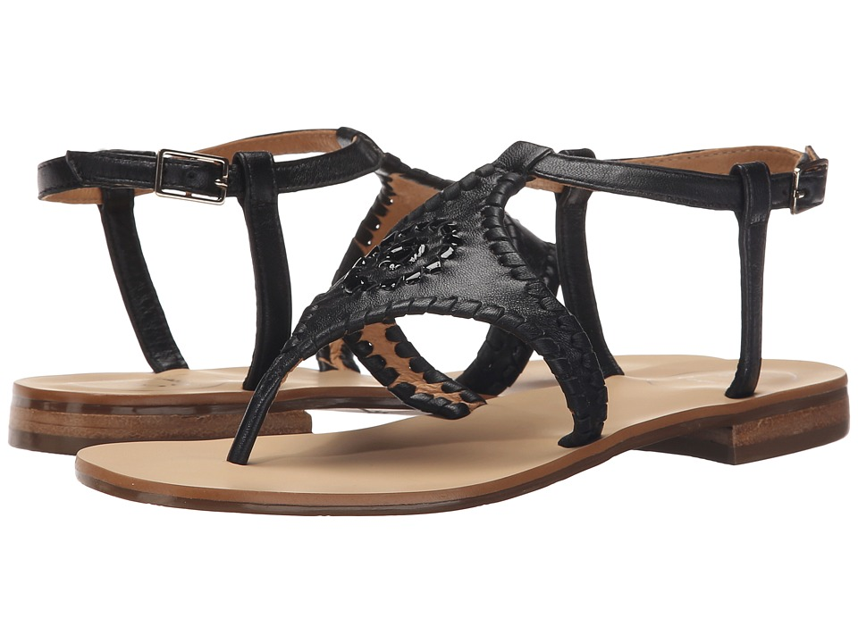 Jack Rogers - Maci (Black) Women's Sandals