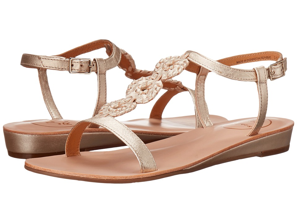 Jack Rogers - Eve (Platinum) Women's Sandals