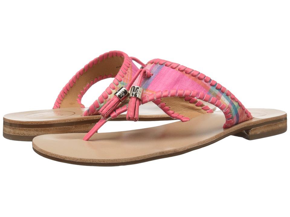 Jack Rogers - Alana (Madras) Women's Sandals