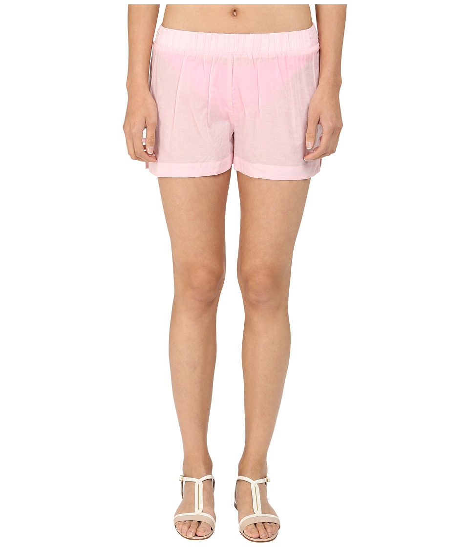 Kate Spade New York - Marina Piccola Shorts Cover-Up (Pastry Pink) Women's Swimwear