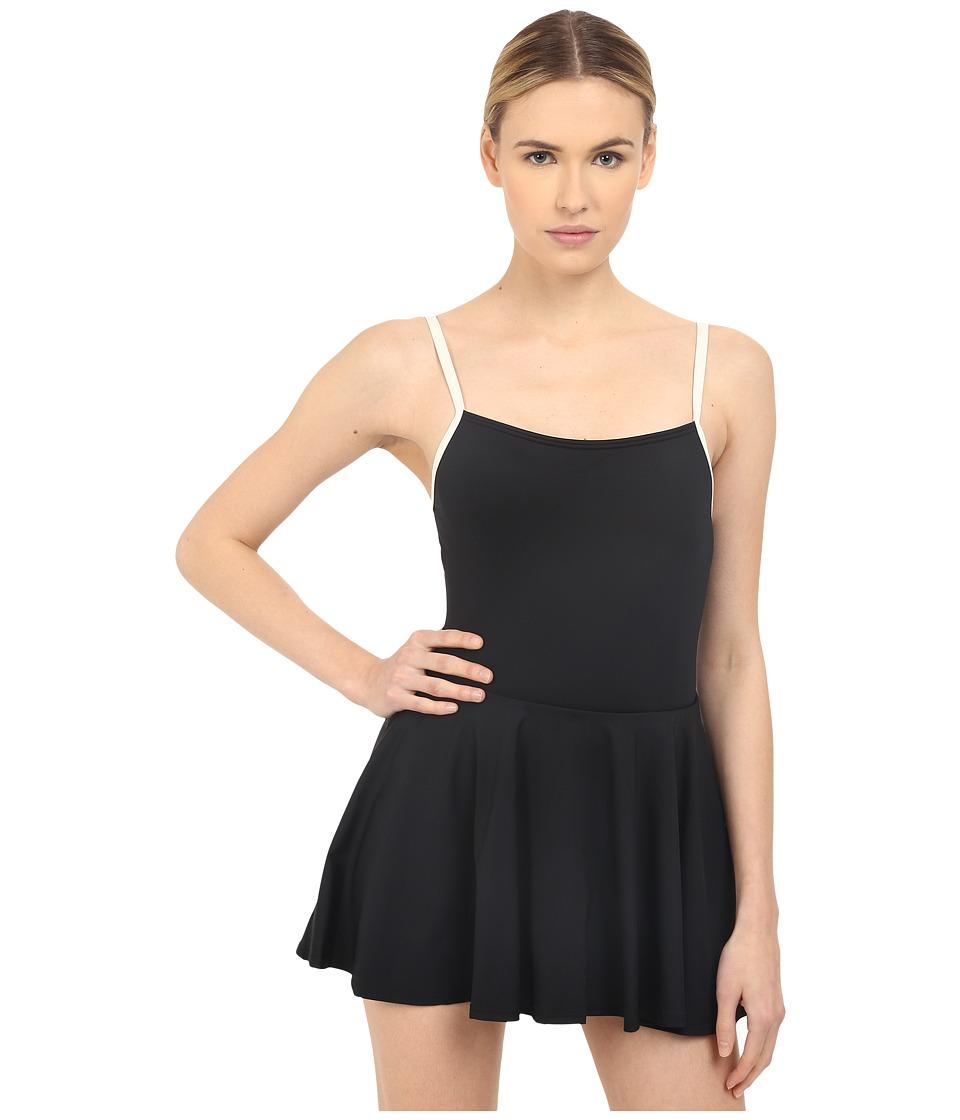 Kate Spade New York - Plage Du Midi Swim Dress (Black) Women's Swimwear