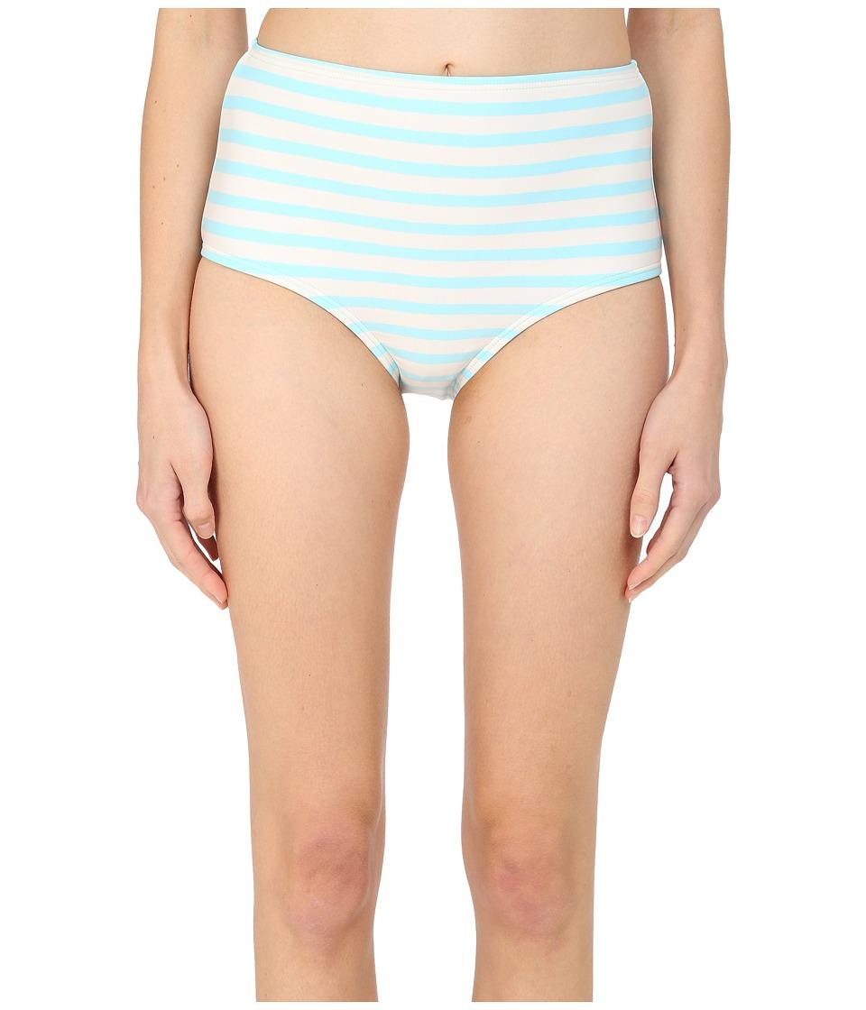 Kate Spade New York Nahant Shore High Waisted Bottom Air Swimwear