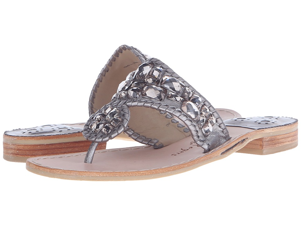 Jack Rogers - Bijou (Pewter) Women's Sandals