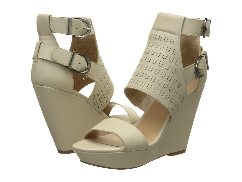 Joe's Jeans - Kent (Bone) Women's Wedge Shoes