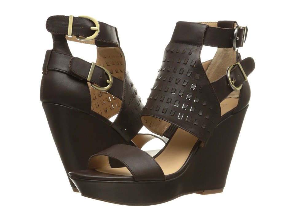 Joe's Jeans - Kent (Brown) Women's Wedge Shoes