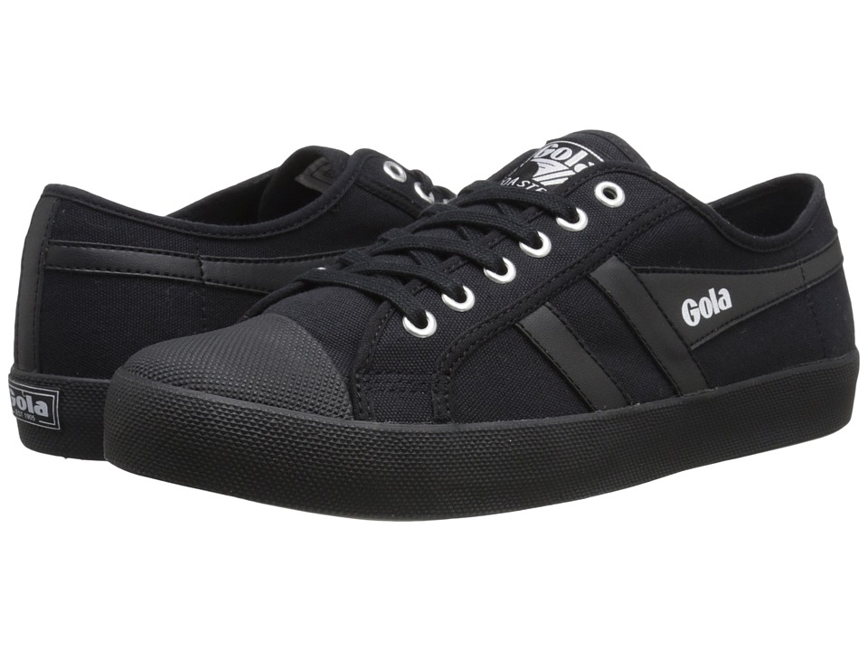 Gola - Coaster (Black/Black/Black) Men's Lace up casual Shoes