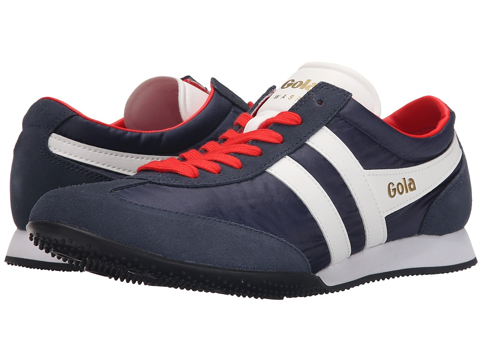 Gola - Wasp (Navy/White/Red) Men's Shoes