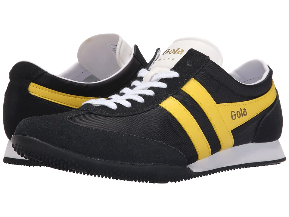 Gola - Wasp (Black/Yellow) Men's Shoes