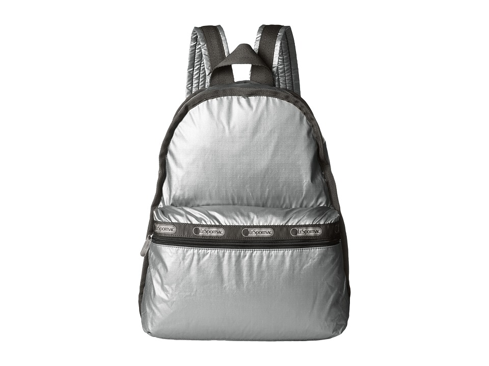 LeSportsac - Basic Backpack Bag (Full Moon Lightning) Backpack Bags