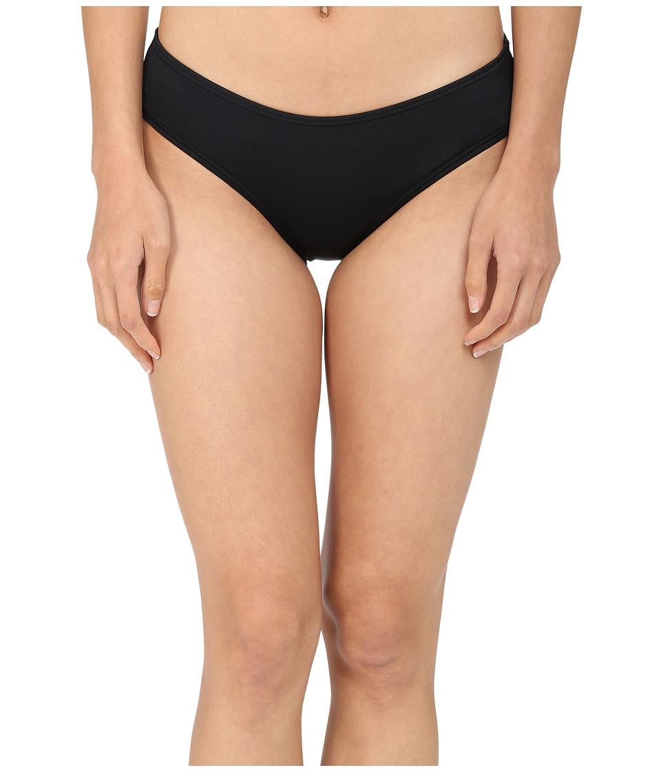 Kate Spade New York - Georgica Beach Hipster Bottom (Black) Women's Swimwear