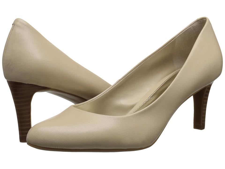 LAUREN Ralph Lauren - Harper (Parchment Kidskin) High Heels