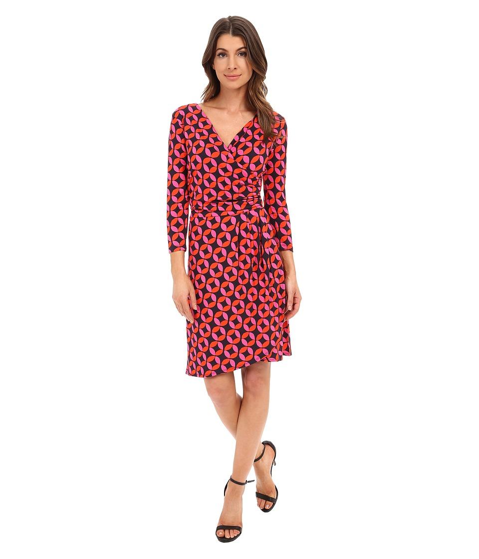 Hatley Faux Wrap Dress (Lifesavers) Women