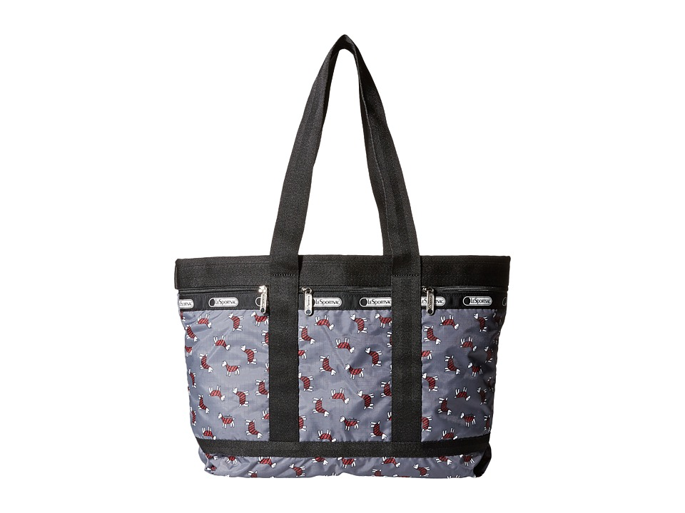 LeSportsac Luggage - Medium Travel Tote (Terrier Toss) Tote Handbags
