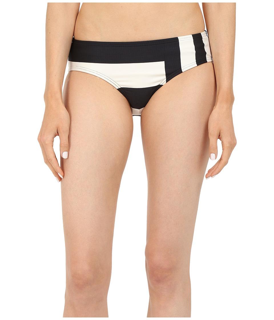 Kate Spade New York - Balboa Island Hipster Bottom (Black) Women's Swimwear