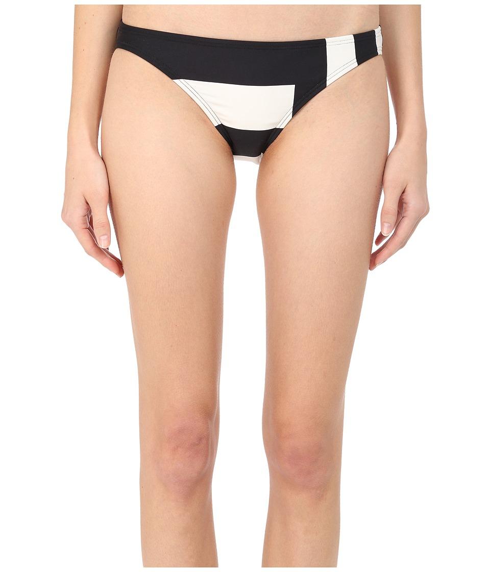 Kate Spade New York - Balboa Island Classic Bottom (Black) Women's Swimwear
