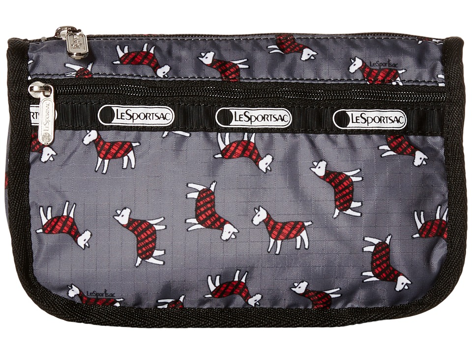 LeSportsac - Travel Cosmetic (Terrier Toss) Cosmetic Case