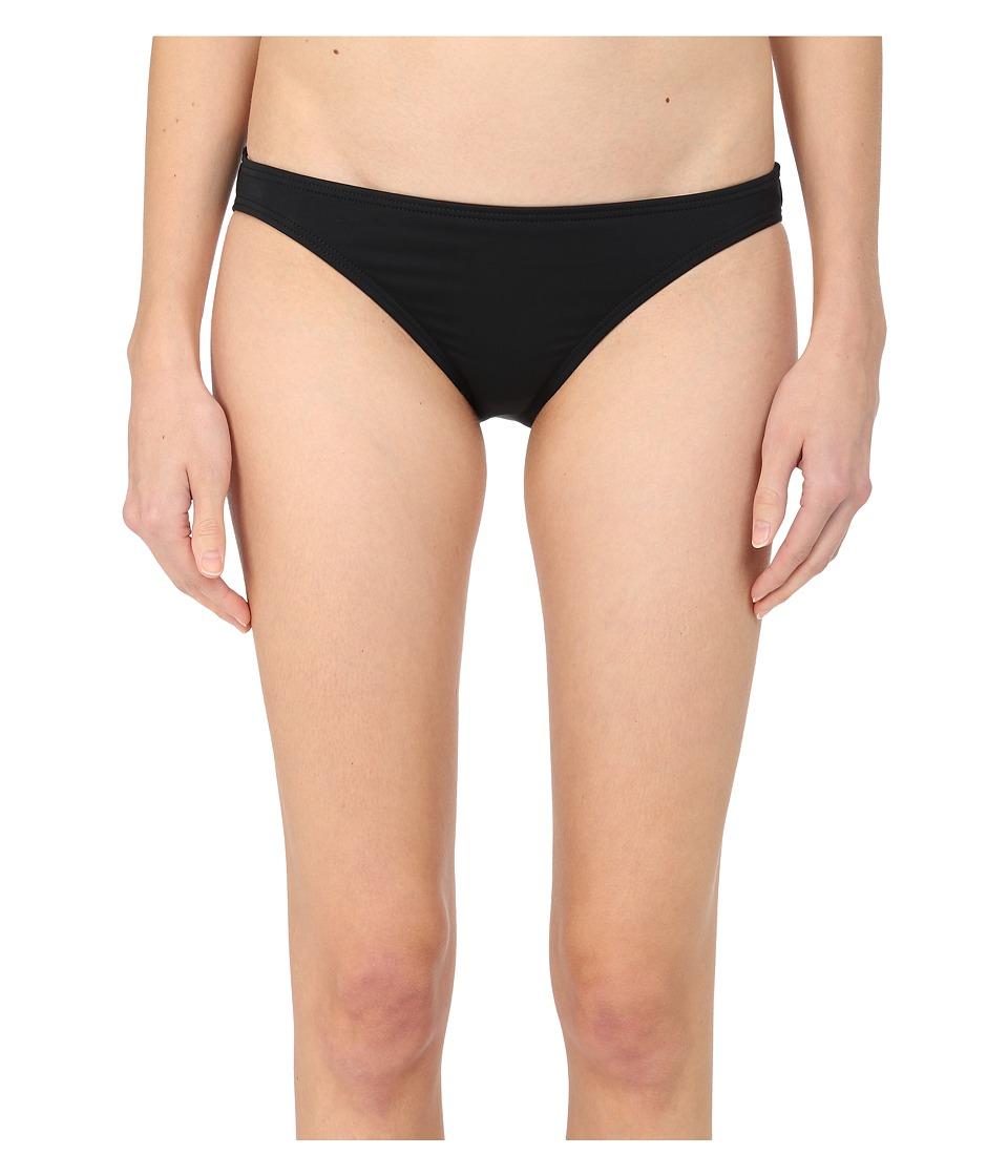 Kate Spade New York - Georgica Beach Classic Bottom (Black 1) Women's Swimwear