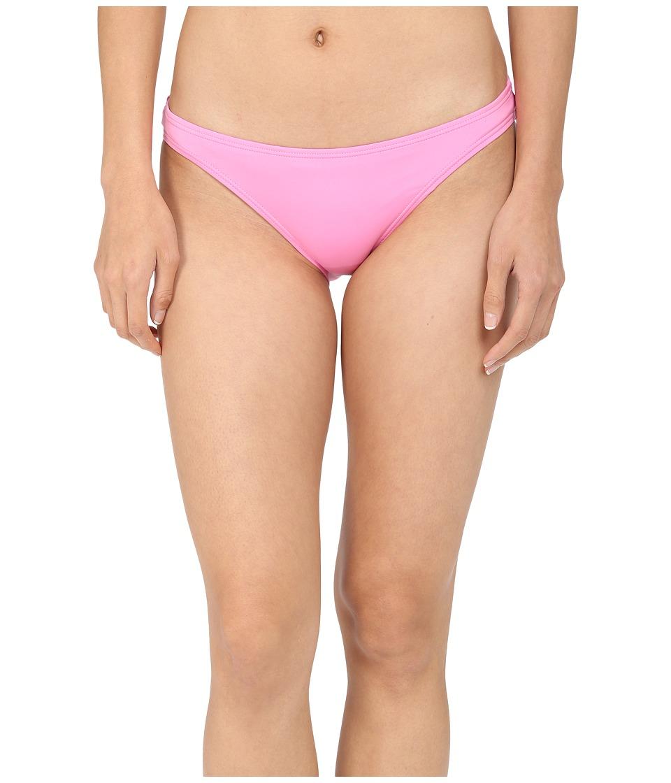 Kate Spade New York - Georgica Beach Classic Bottom (Vibrant Pink) Women's Swimwear