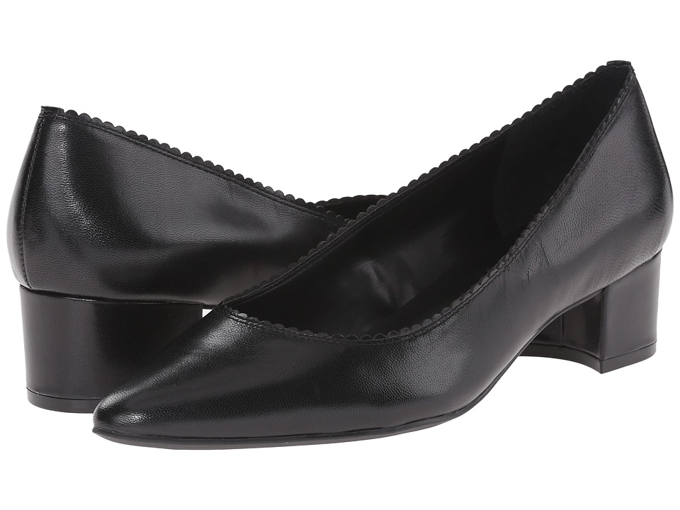 LAUREN Ralph Lauren - Hattie (Black Kidskin) Women's Shoes