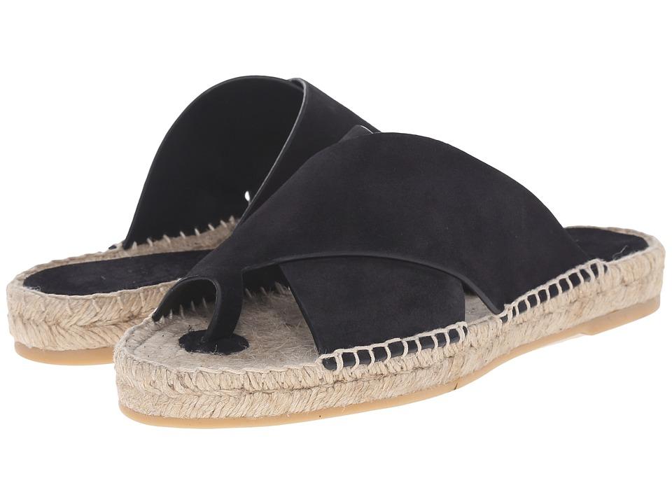Vince - Carlita (Black Sport Suede) Women's Shoes