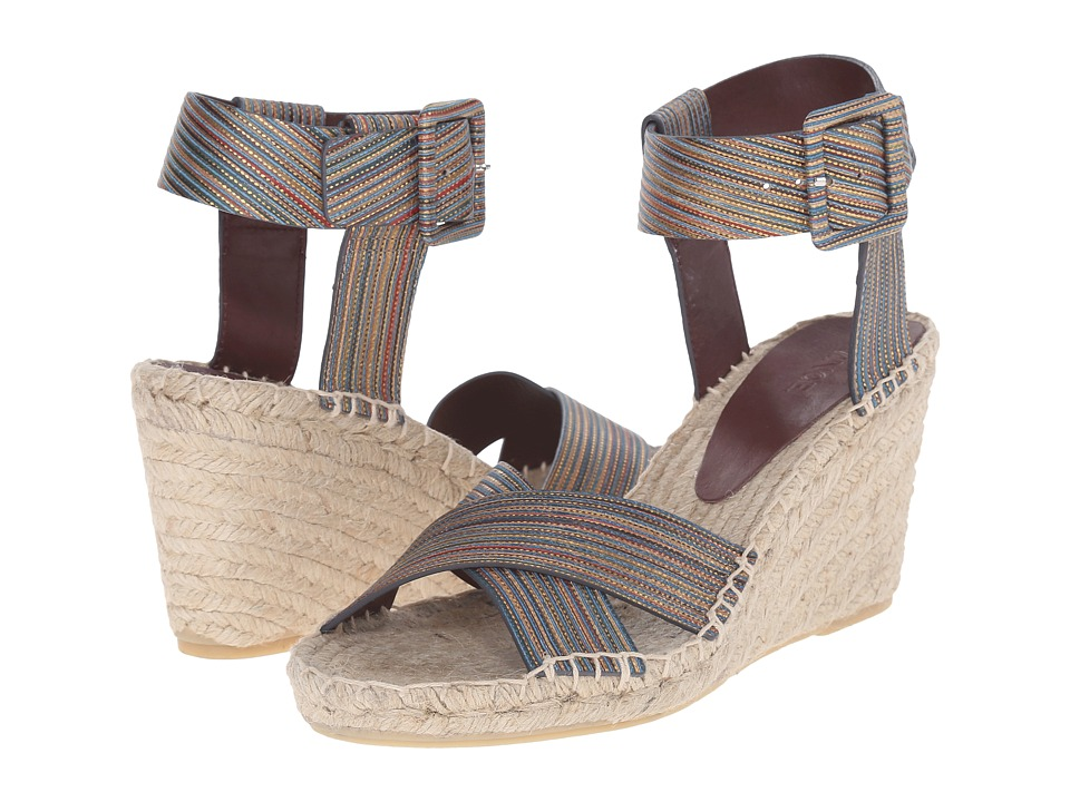 Vince - Stefania (Multi Lurex Stripe) Women's Shoes