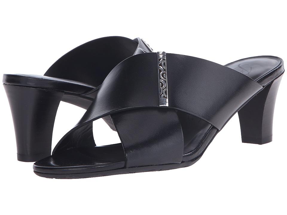 Brighton - Tiegs (Black Vacchetta) High Heels