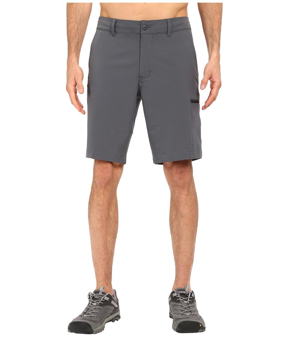 The North Face Pura Vida 2.0 Shorts (Spruce Green) Men