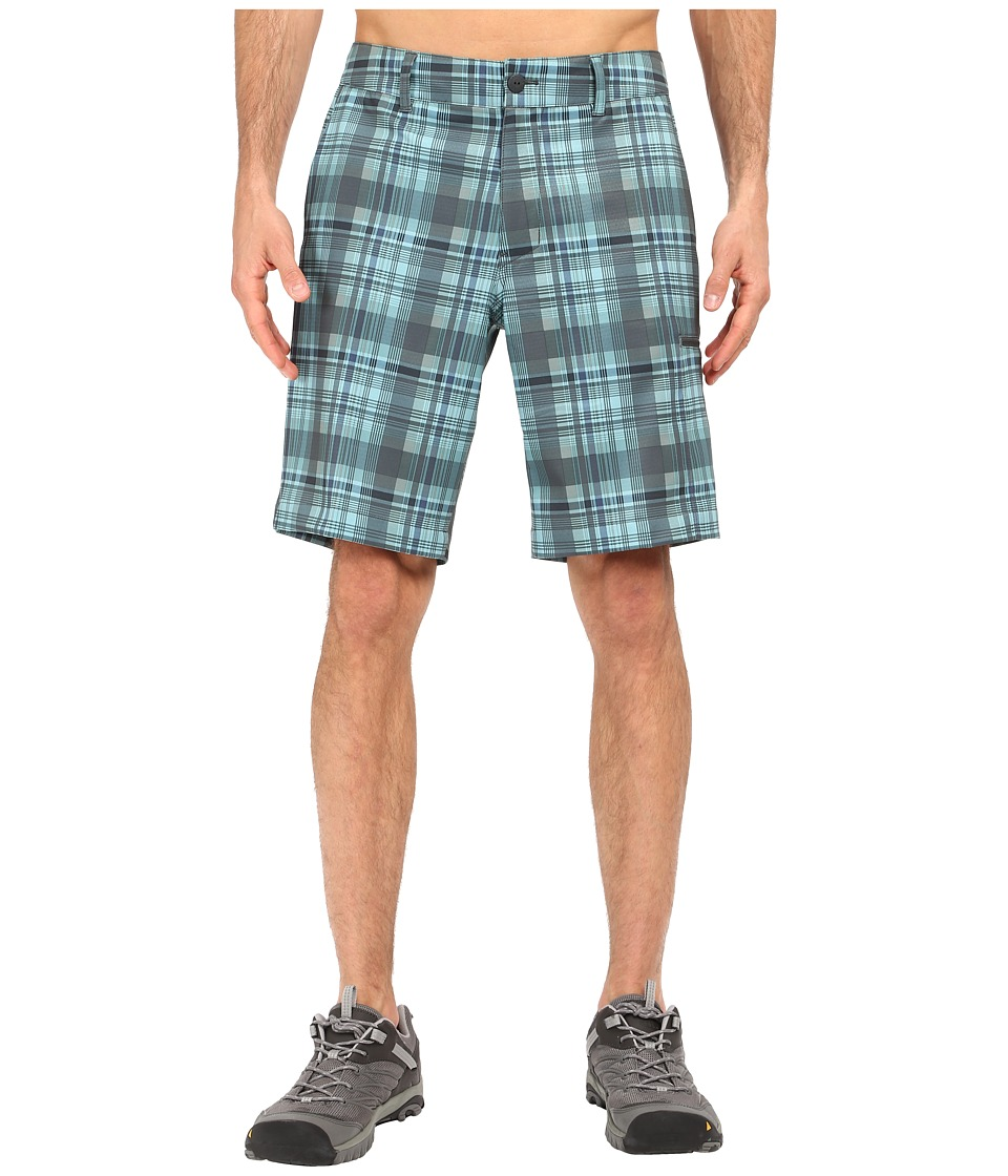 The North Face - Pura Vida 2.0 Shorts (Laurel Wreath Green Plaid) Men's Shorts