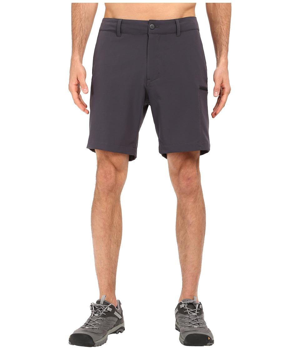 The North Face Pura Vida 2.0 Shorts (Asphalt Grey) Men