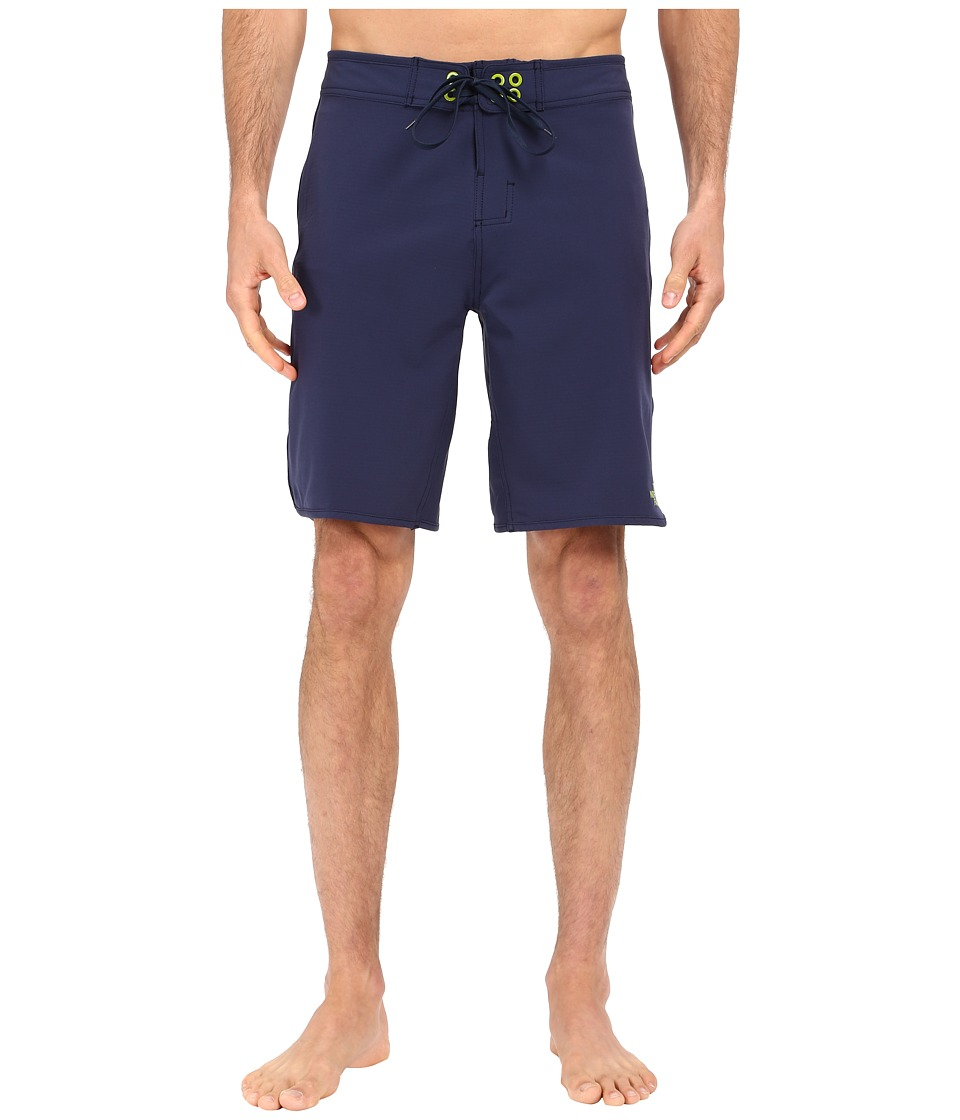 The North Face - Whitecap Boardshorts (Cosmic Blue) Men's Swimwear