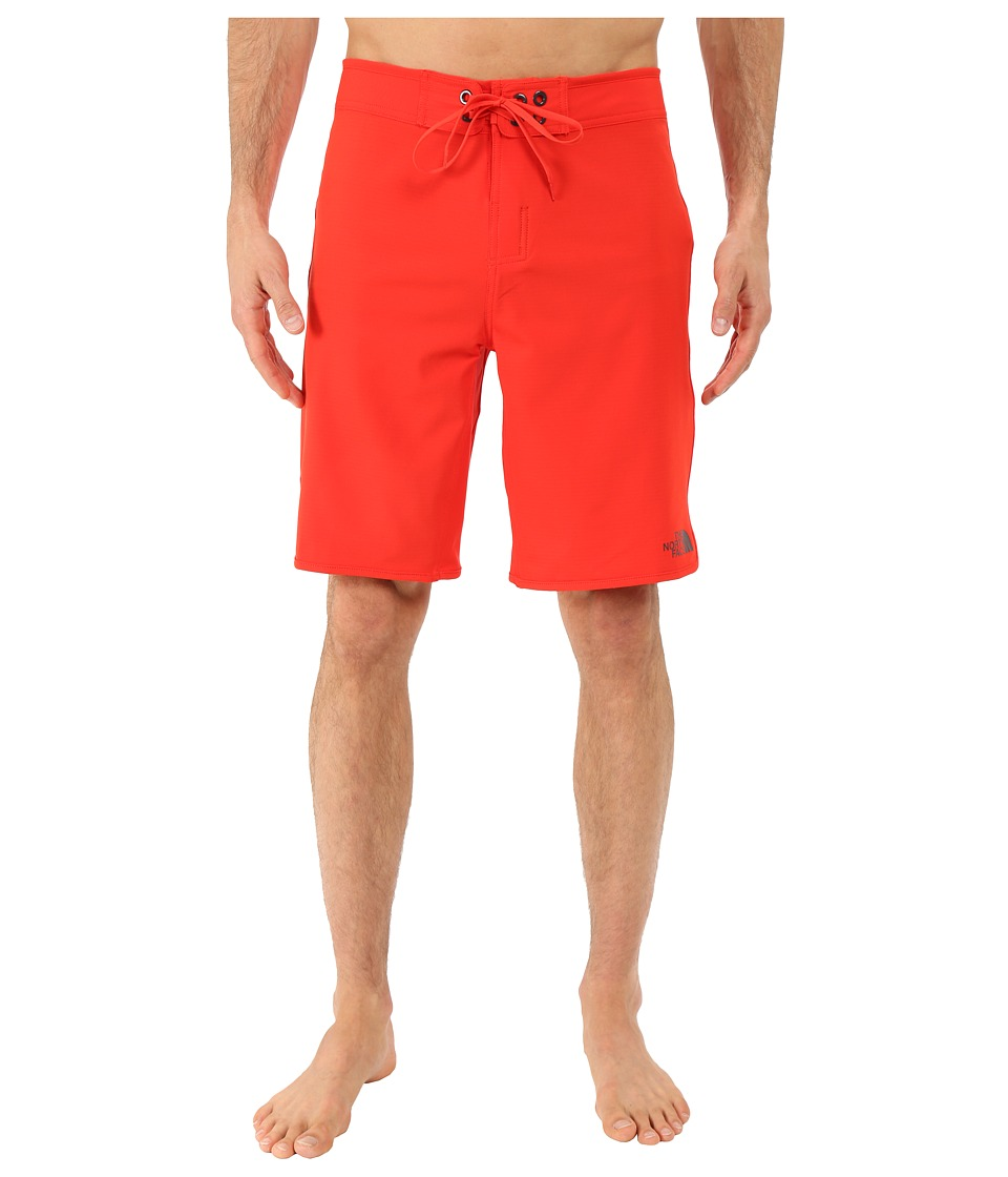 The North Face Whitecap Boardshorts (Fiery Red (Prior Season)) Men