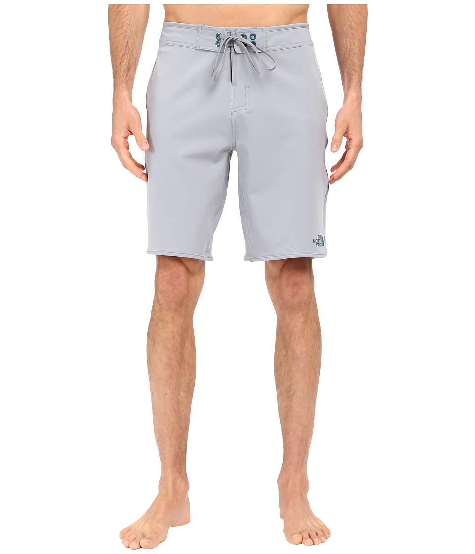 The North Face - Whitecap Boardshorts (Mid Grey) Men's Swimwear