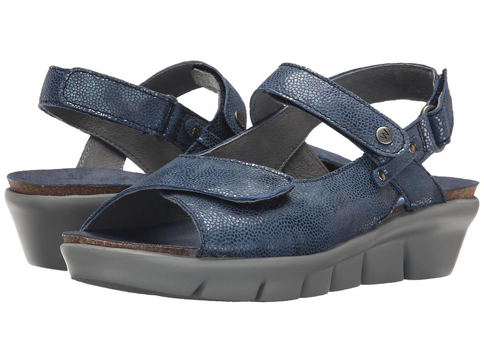 Wolky - Twinkle (Ocean) Women's Sandals