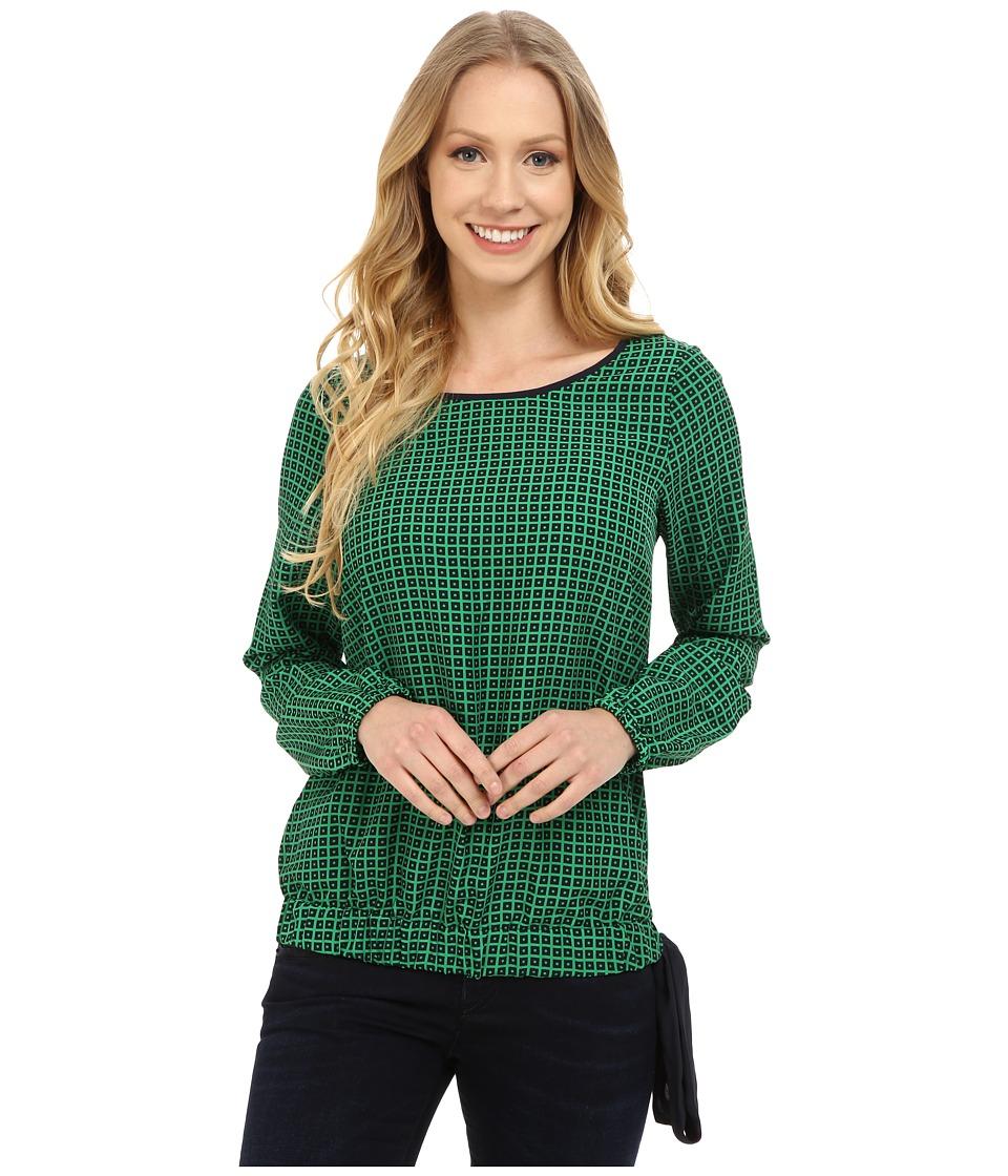 MICHAEL Michael Kors - Deco Top Tie (Spring Green) Women's Clothing