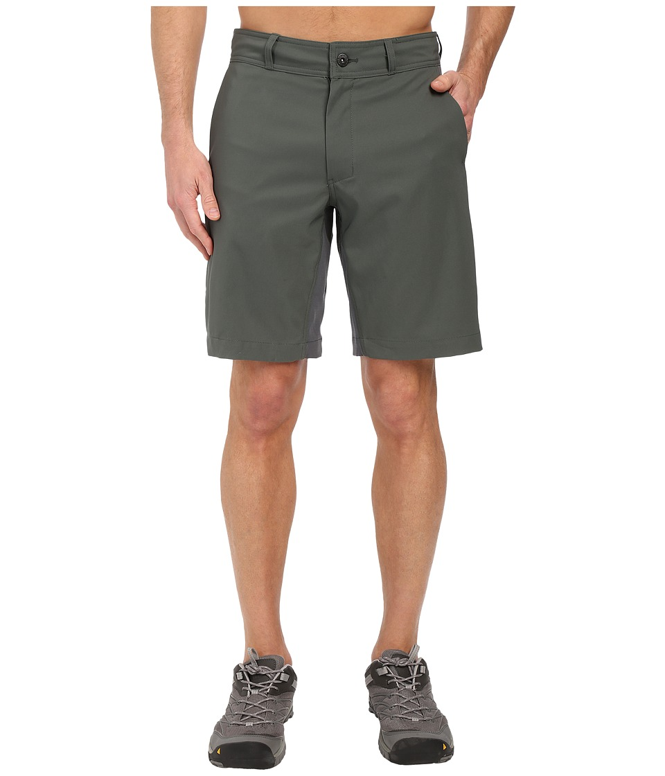The North Face - Pacific Creek 2.0 Shorts (Spruce Green) Men's Shorts
