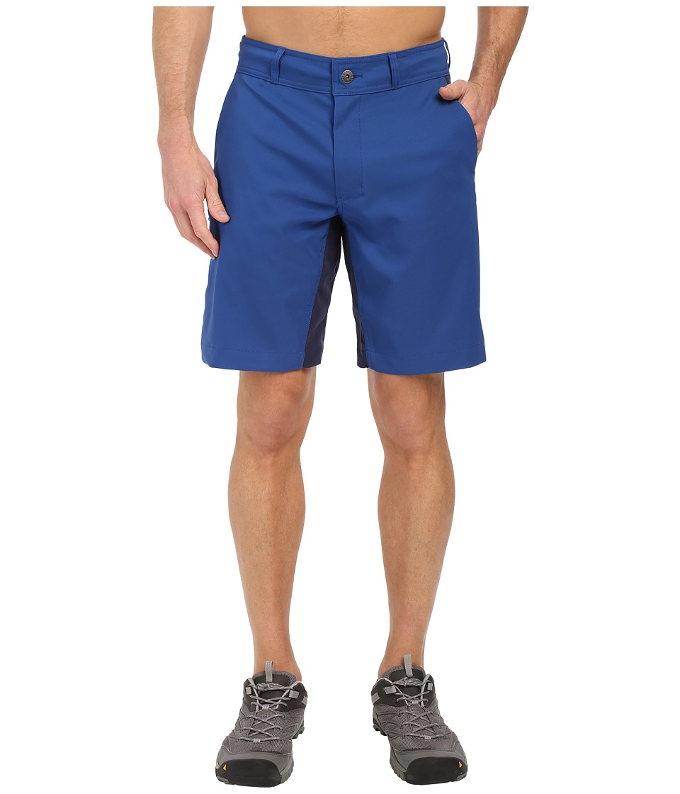 The North Face - Pacific Creek 2.0 Shorts (Limoges Blue) Men's Shorts