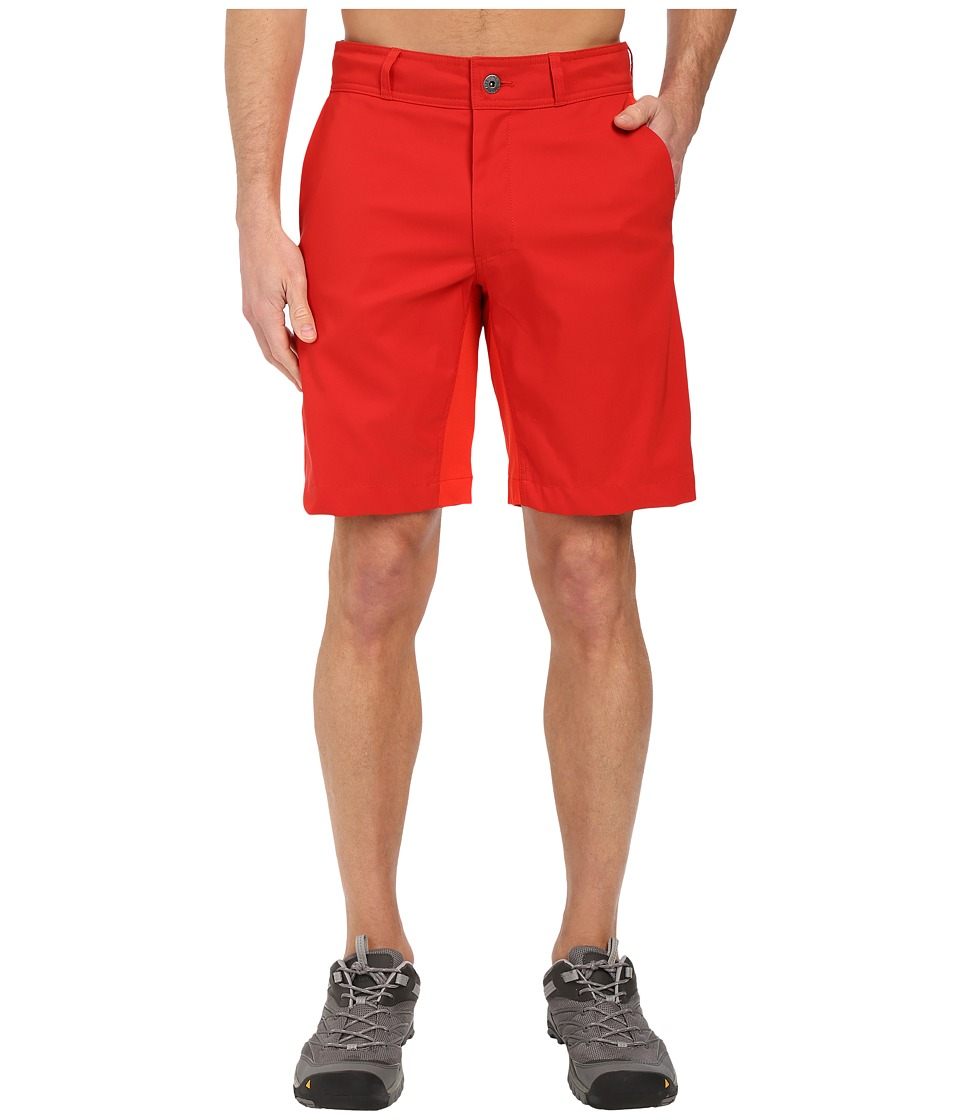 The North Face Pacific Creek 2.0 Shorts (Pompeian Red) Men