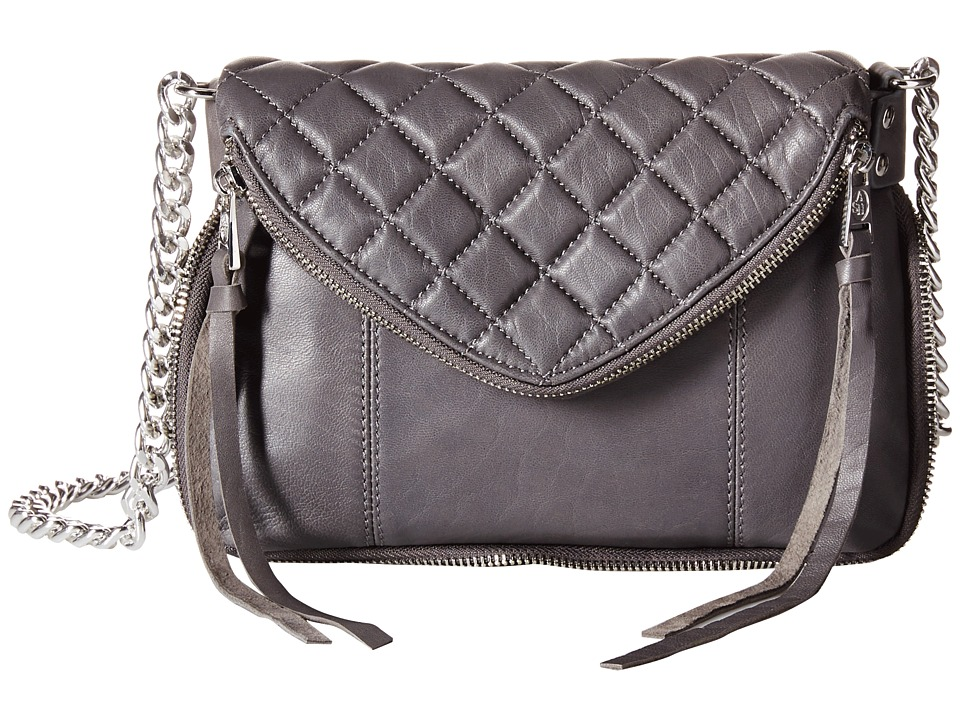 ASH - Zander Crossbody (Elephant) Cross Body Handbags