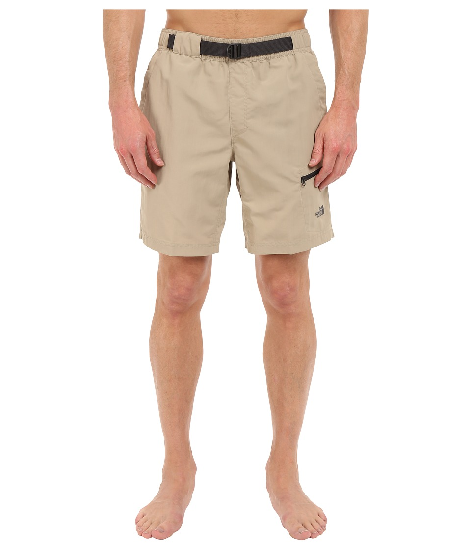 The North Face - Belted Guide Trunks (Dune Beige) Men's Shorts