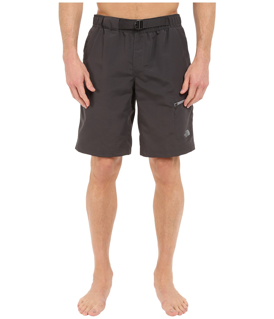 The North Face - Belted Guide Trunks (Asphalt Grey) Men's Shorts