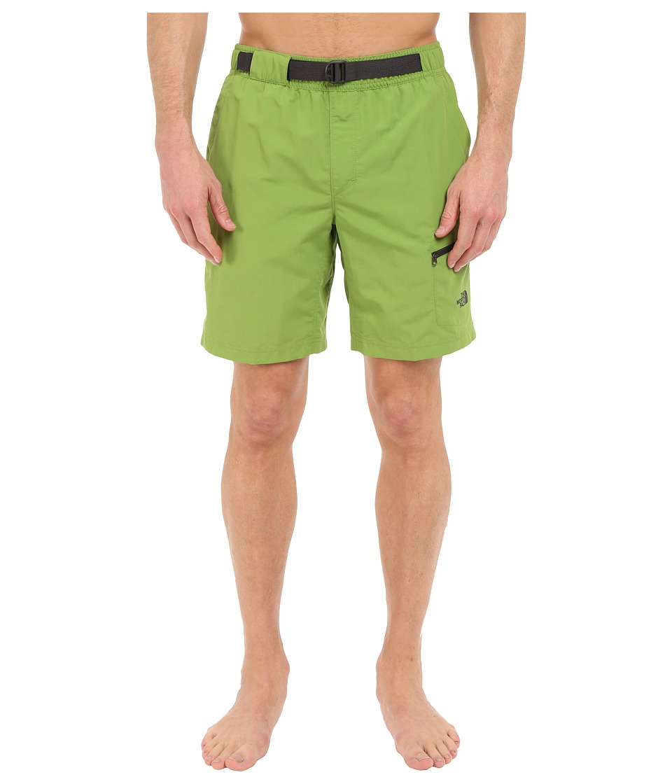 The North Face - Belted Guide Trunks (Vibrant Green) Men's Shorts