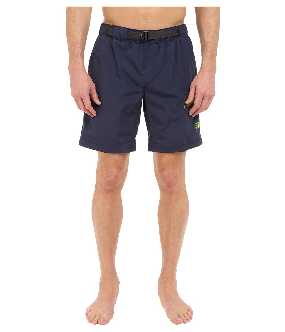 The North Face - Belted Guide Trunks (Cosmic Blue) Men's Shorts