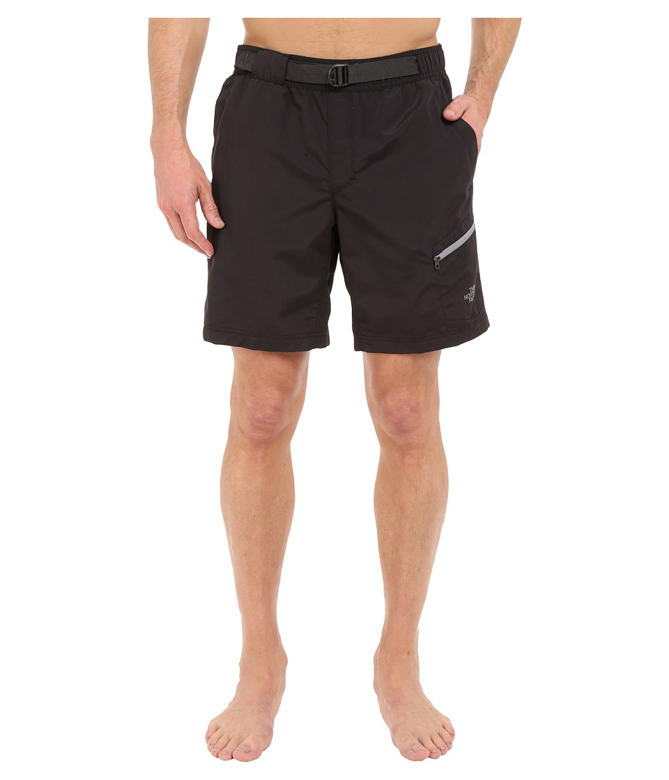 The North Face - Belted Guide Trunks (TNF Black) Men's Shorts