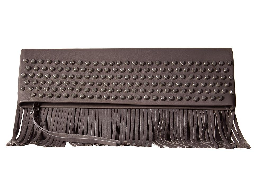 ASH - Hendrix Clutch (Elephant) Clutch Handbags