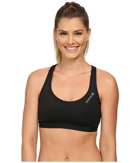 Reebok - ONE Series Bra (Black) Women's Bra